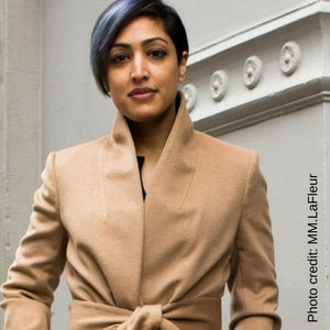Women in STEM Rumman Chowdhury